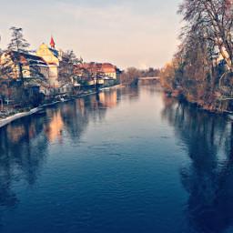 bamberg river interesting germany