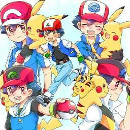 AshKetchum Pokemon Pikachu OverTheYears
