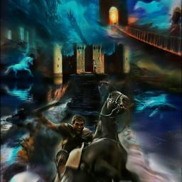 medieval fantasy mezclas emotions artisticeffect