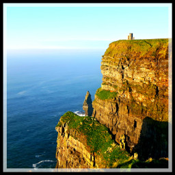 freetoedit cliffsofmoher cliffs nature ireland
