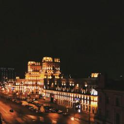 architecture night urban freetoedit