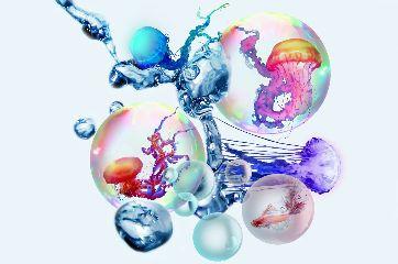 freetoedit dailyremix myversionof jellyfish water