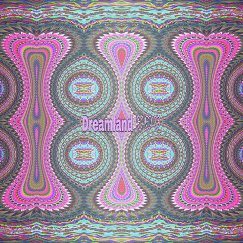 freetoedit dreamland abstract pattern colorful