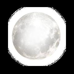 moon sticker real moonlight dark