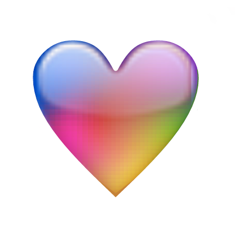 #heart #colorful