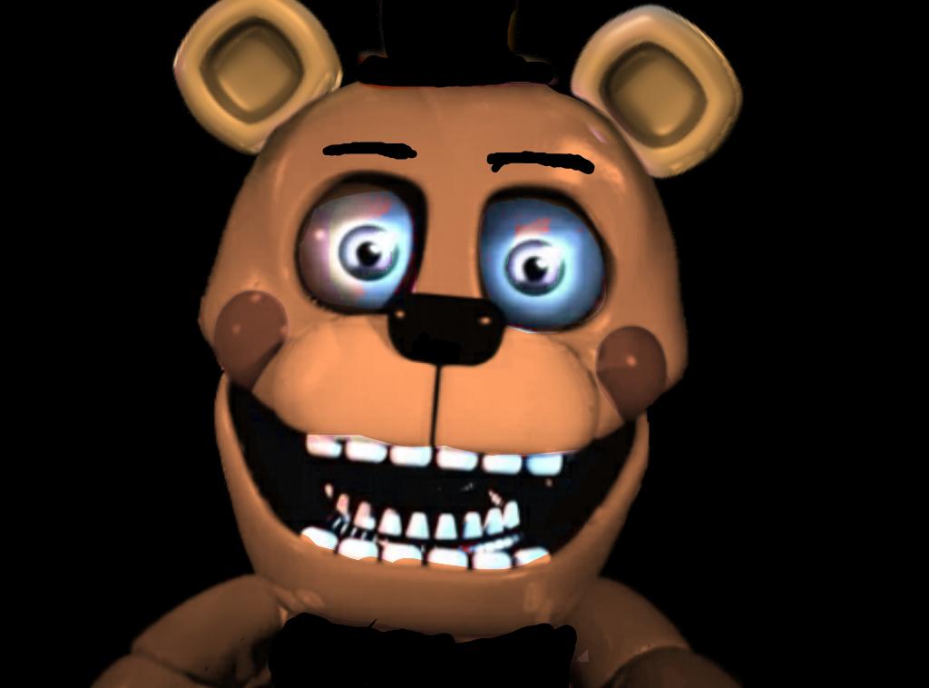 freddyfazbear puppet custom jumpscare
