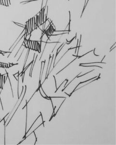 drawing sketch abstract theprometeus ink freetoedit